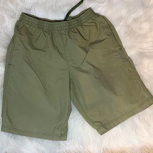 Boys medium Reebok nylon shorts